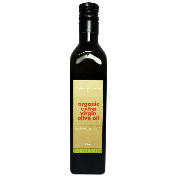 Simon Johnson - Organic Extra Virgin Olive Oil (500mL)