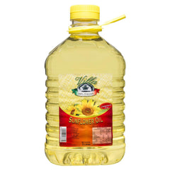 Villa Sunflower Oil 3l , Grocery-Oils - HFM, Harris Farm Markets  - 1