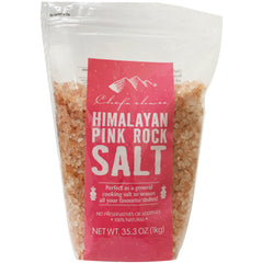 Chef's Choice - Himalayan Pink - Rock Salt (1kg)