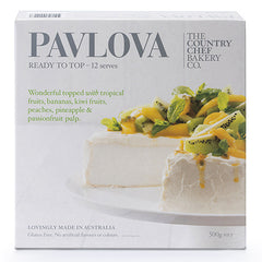 The Country Chef Bakery - Pavlova (500g)