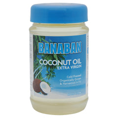 Banaban Coconut Oil Extra Virgin 400ml , Grocery-Oils - HFM, Harris Farm Markets  - 1