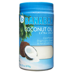 Banaban Coconut Oil 1L , Grocery-Oils - HFM, Harris Farm Markets  - 1