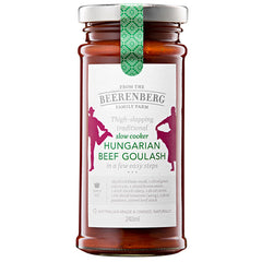 Beerenberg - Hungarian Beef Goulash Sauce - Slow Cooker (240mL)