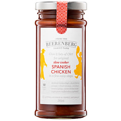 Beerenberg Slow Cooker Spanish Chicken Sauce 240ml