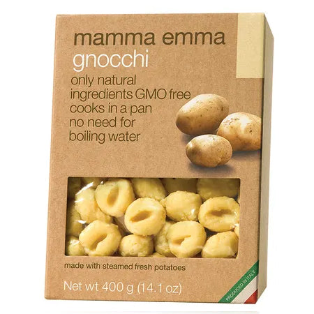 Mamma emma - Fresh Gnocchi - Potato (400g)