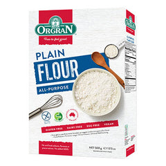 Orgran - Plain Flour - All Purpose - Gluten Free (500g)