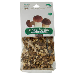Mushrooms Porcini Dried & Chopped Viking (50g) , Grocery-Antipasti - HFM, Harris Farm Markets  - 1
