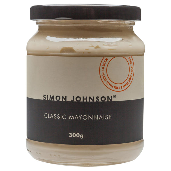 Simon Johnson Mayo 300g , Grocery-Condiments - HFM, Harris Farm Markets  - 1