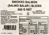 Salmon - Smoked Sliced - Prepacked (200g) Arctic Blue Premium