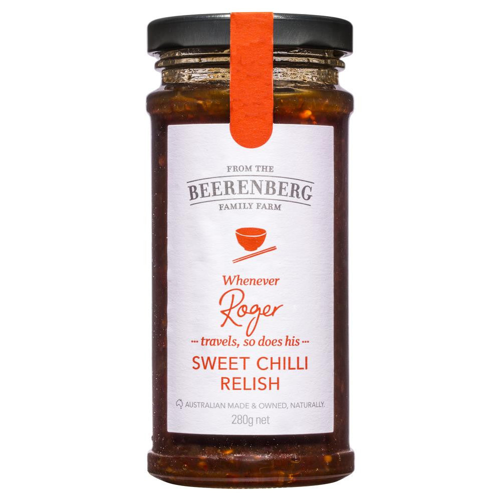 Beerenberg Sweet Chilli Relish Sauce 280g Harris Farm Markets