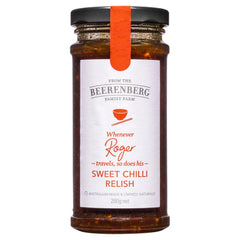 Beerenberg Sweet Chilli Relish 280g , Grocery-Condiments - HFM, Harris Farm Markets  - 1