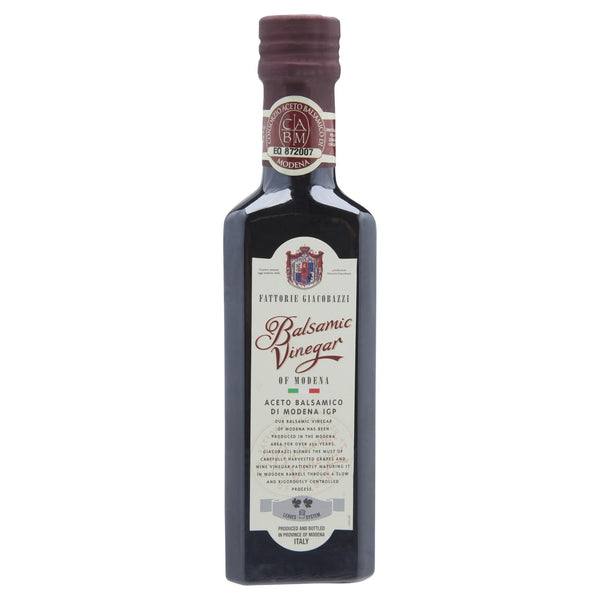 Fattorie Balsamic Vinega 250Ml 250ml , Grocery-Oils - HFM, Harris Farm Markets  - 1