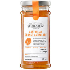 Beerenberg Jam - Orange Marmalade | Harris Farm Online