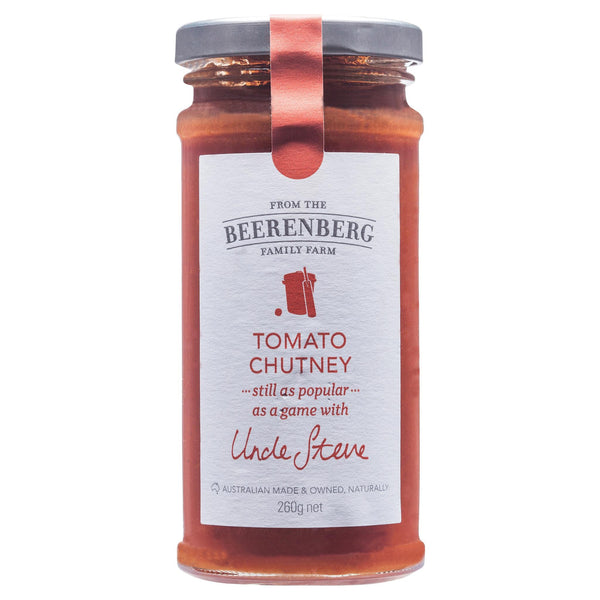Beerenberg Chutney Tomato 260g , Grocery-Cooking - HFM, Harris Farm Markets  - 1