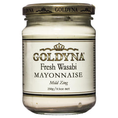 Goldyna Wasabi Mayonnaise 250g , Grocery-Condiments - HFM, Harris Farm Markets  - 1