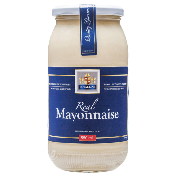 Royal Line Mayonnaise 550ml , Grocery-Cooking - HFM, Harris Farm Markets  - 1