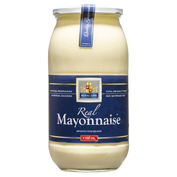 Royal Line Mayonnaise 1l , Grocery-Cooking - HFM, Harris Farm Markets  - 1