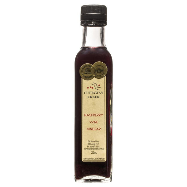 Cuttaway Creek Vinegar 250ml , Grocery-Condiments - HFM, Harris Farm Markets  - 1