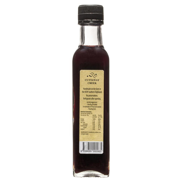 Cuttaway Creek Vinegar 250ml , Grocery-Condiments - HFM, Harris Farm Markets  - 2