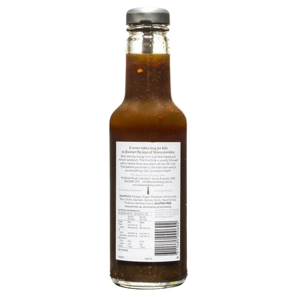Beerenberg Worcestershire Sauce 300ml , Grocery-Condiments - HFM, Harris Farm Markets  - 2