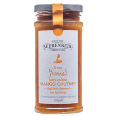 Beerenberg Chutney Mango 280g , Grocery-Cooking - HFM, Harris Farm Markets  - 1