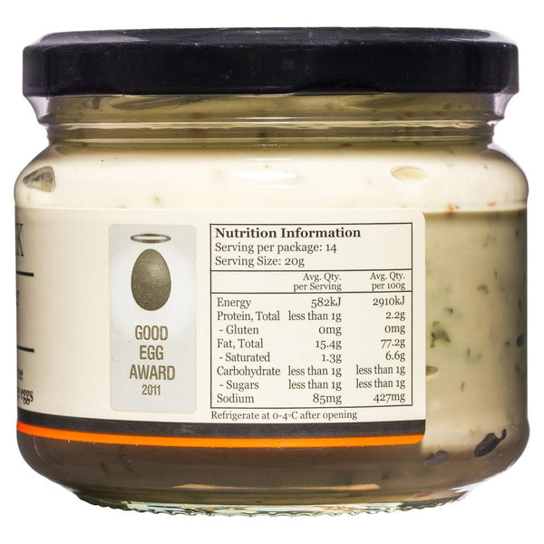 Doodles Mayonnaise Chilli 300g , Grocery-Oils - HFM, Harris Farm Markets  - 2
