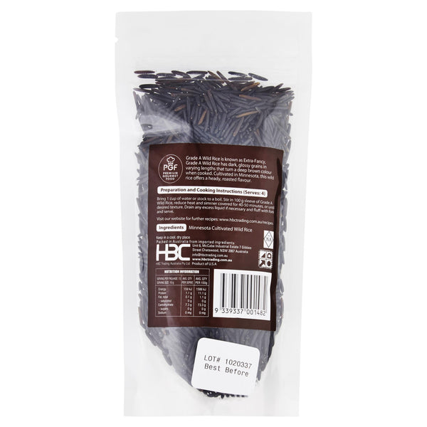 Chefs Choice Wild Rice 150g , Grocery-Quinoa/Noodle - HFM, Harris Farm Markets  - 2