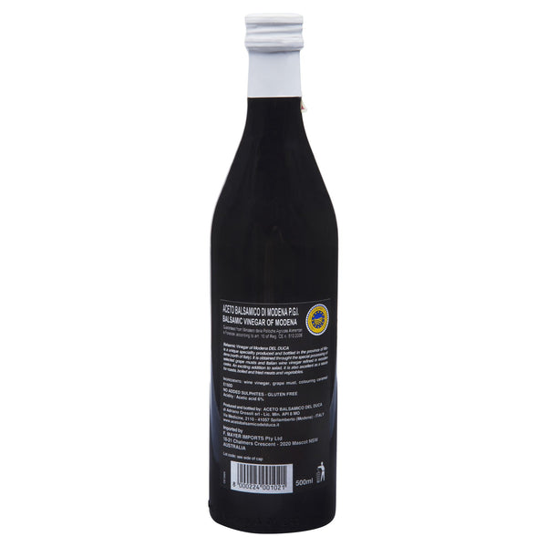 Del Duca Balsamic Vin 500ml , Grocery-Condiments - HFM, Harris Farm Markets  - 2