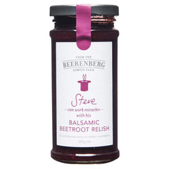 Beerenberg Balsamic Beetroot Relish 280g , Grocery-Condiments - HFM, Harris Farm Markets  - 1
