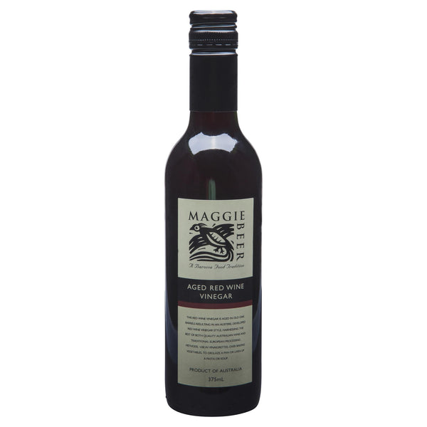 Maggie Beer Red Wine Vinegar 375ml , Grocery-Oils - HFM, Harris Farm Markets  - 1