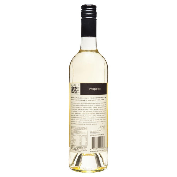 Maggie Beer Verjuice 750mL , Grocery-Oils - HFM, Harris Farm Markets  - 2