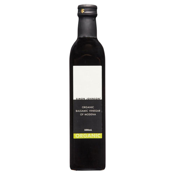 Simon Johnson Organic Vinegar 500ml , Grocery-Oils - HFM, Harris Farm Markets  - 1