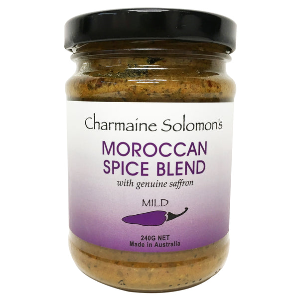 Charmaine Solomons - Curry Paste - Thai Moroccan - Mild (240g)