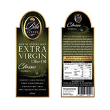 Blu Estate Extra Virgin Olive Oil Classic Everyday 250ml