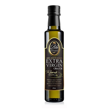 Blu Estate - Extra Virgin Olive Oil - Reserve Quality (250mL)