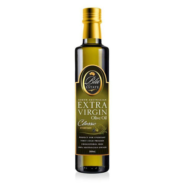 Blu Estate Extra Virgin Olive Oil Classic Everyday 500ml
