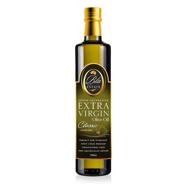 Blu Estate Extra Virgin Olive Oil Classic Everyday 750ml
