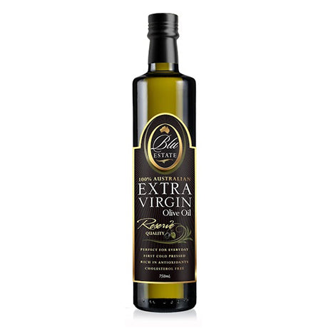 Blu Estate - Extra Virgin Olive Oil - Reserve Quality (750mL)