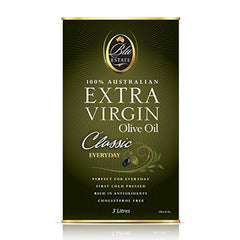 Blu Estate - Extra Virgin Olive Oil - Classic Everyday (3L Tin)