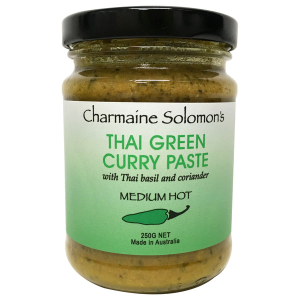 Charmaine Solomons - Curry Paste - Thai Green (250g)