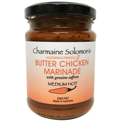 Charmaine Solomons - Butter Chicken Marinade - Medium Hot (250g)