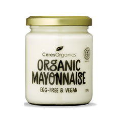 Ceres Organics - Mayonnaise Organic - Egg Free and Vegan (235g)