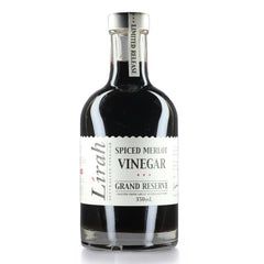 Lirah - Spiced Merlot Vinegar - Grand Reserve (350mL)