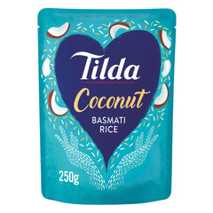 Tilda Basmati Rice Coconut | Harris Farm Online