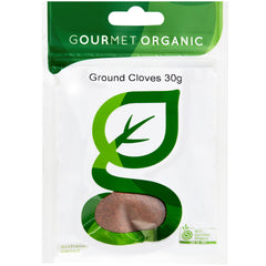 Gourmet Organic Herbs Cloves Ground | Harris Farm Online