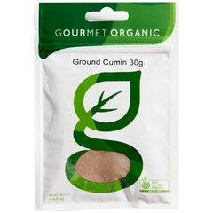 Gourmet Organic Herbs Cumin Ground | Harris Farm Online