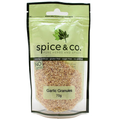 Spice & Co - Garlic Granules (70g)