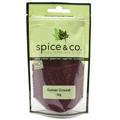 Spice & Co - Sumac Ground (60g)