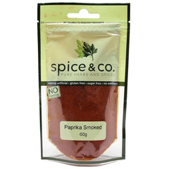 Spice & Co - Paprika Smoked (60g)