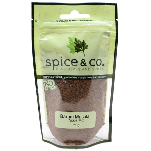 Spice and Co Garam Masala Spice Mix 60g